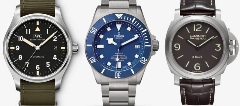 5 Rugged Luxury Tool Watches