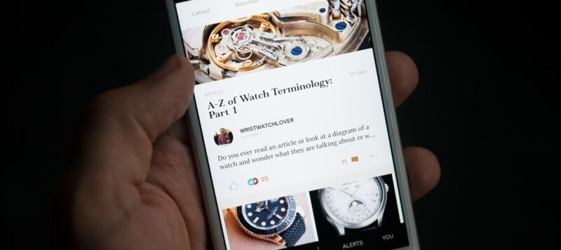 8past10: the Future of the Watch Forum Is Mobile
