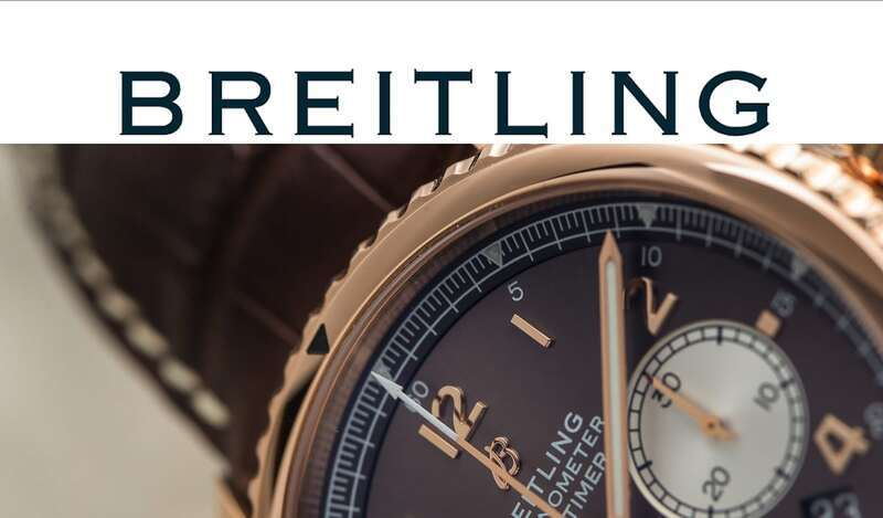 A Couple Of Things You Should Know About Breitling – A Cool InfoGraphic