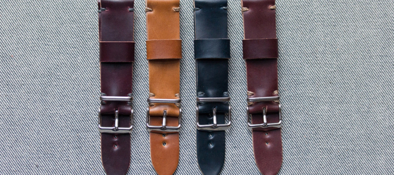 A Different Kind of Leather—Why We Love the Shell Cordovan Model 2 in the Worn & Wound Shop