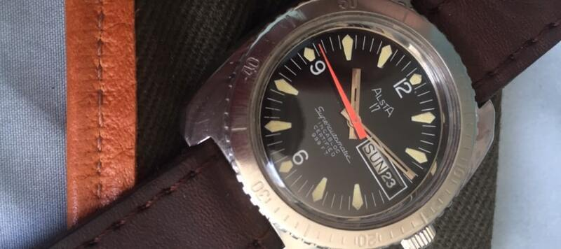 """Affordable Vintage: Deep Dive with the Alsta Nautoscaph """"Jaws"""" Diver"""