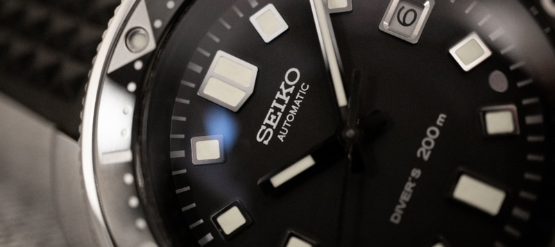 Baselworld 2019: Gallery of the Seiko Ref. SLA033, the Reissue of the Iconic 6105 Diver