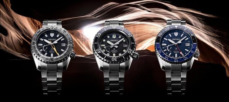 Baselworld 2019: Introducing Seiko's Prospex LX Collection, Tool Watches for Land, Sea, and Sky