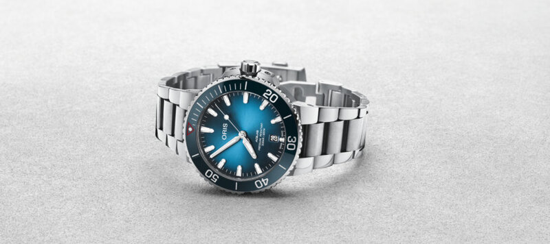 Baselworld 2019: Introducing the Oris Clean Ocean Limited Edition