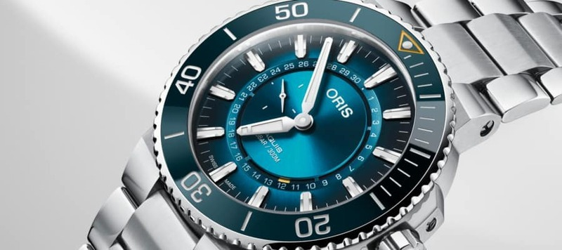 Baselworld 2019: Introducing the Oris Great Barrier Reef Limited Edition III