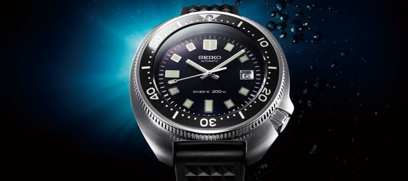 Baselworld 2019: Seiko Brings Back the Legendary 6105 Diver With the Ref. SLA033