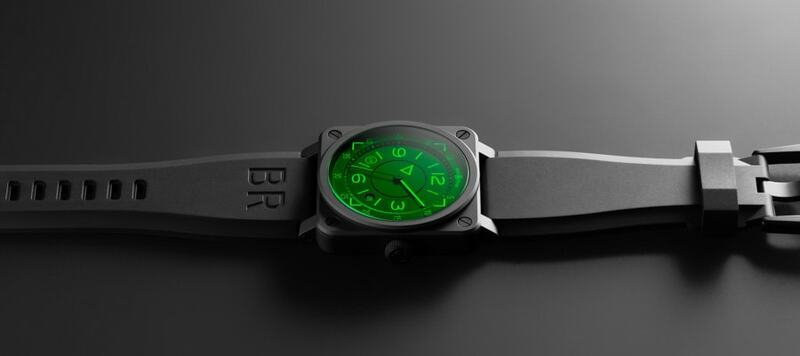 Bell & Ross Replicate a Fighter Jet's HUD in their Latest Limited Edition