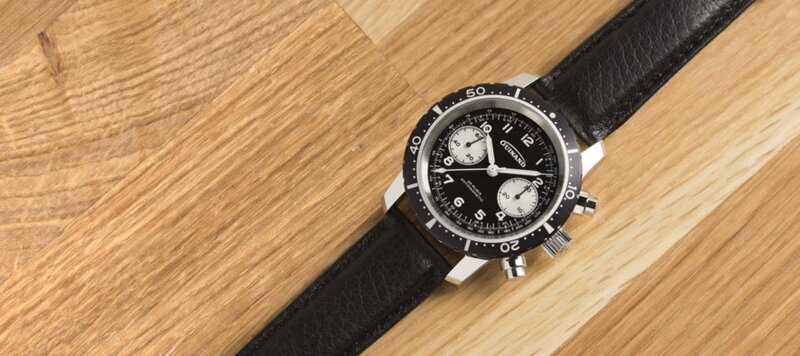 Blast From the Past—Introducing the Guinand 361 Pilot Chronograph