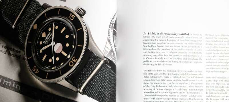 Book Review – Sea Time: Watches Inspired by Sailing, Yachting and Diving
