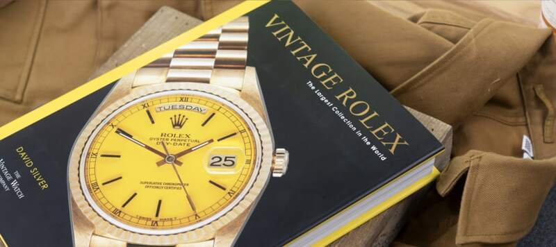 Book Review: Vintage Rolex, The Largest Collection In The World