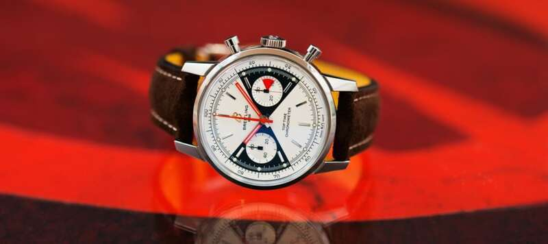 Breitling's Zorro Dialed Top Time Gets a Limited Edition Update