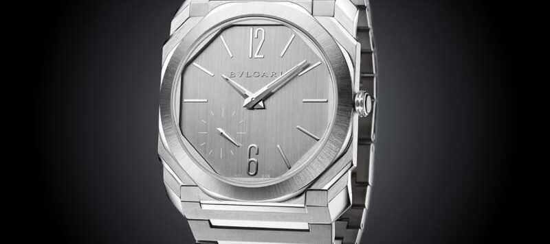 Bulgari Introduces a New Octo Finissimo with a Stunning Silvered Dial