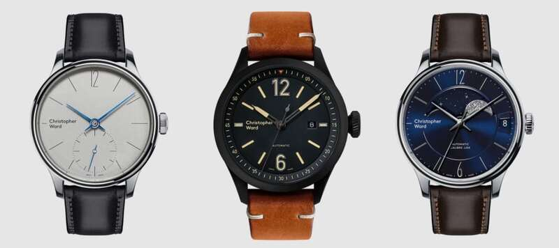 Christopher Ward Expands the C1 Grand Malvern and C8 Flyer Collections