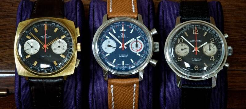 Chronography 13: The Important History of the Valjoux 7730, a Classic Mid-Century Movement