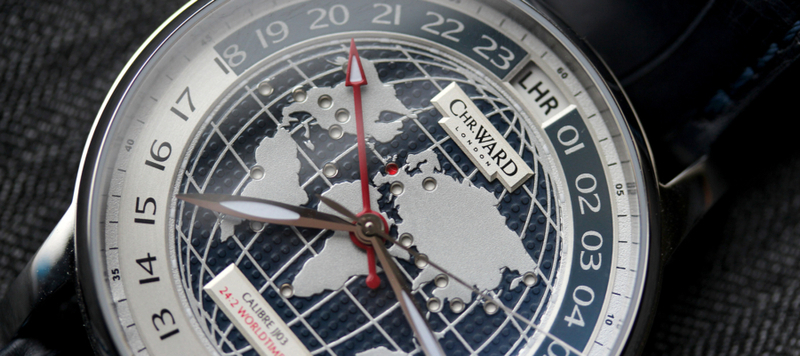 Complications: GMT and World Time
