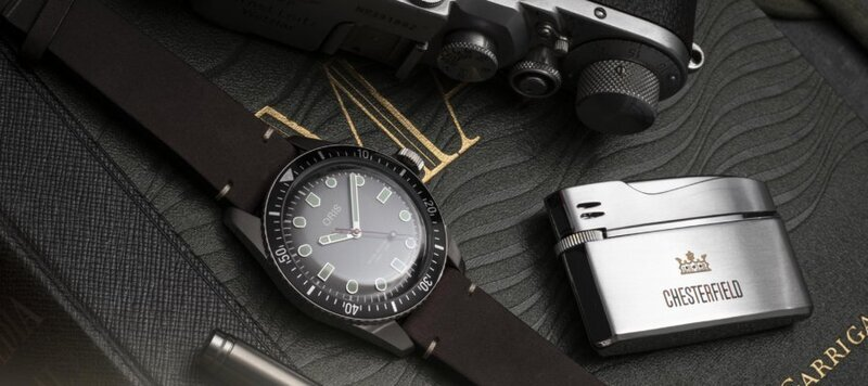 CronotempVs Collectors & Oris Create Ultra-Limited Spirit of Sixty-Five Diver