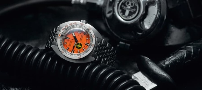 """DOXA Brings Back the Sub 300 """"Black Lung"""" – History and Specs"""