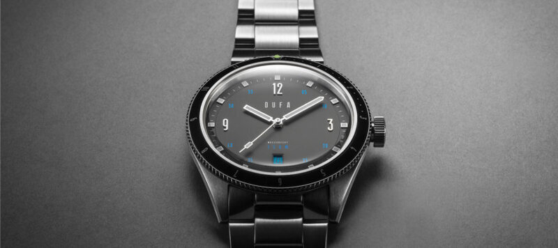 Discovering The DuFa Freitaucher, A Bauhaus Inspired Dive Watch With Soul