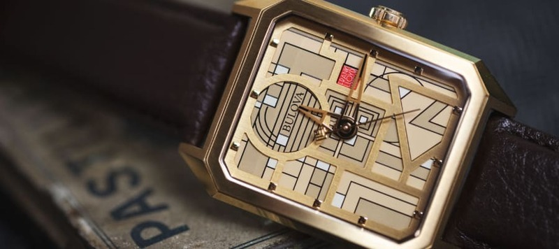 Discovering The Frank Lloyd Wright Collection With Bulova