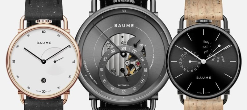 Editorial: With the Introduction of Richemont's Baume, Are Micro-Brand Ideas Going Mainstream?