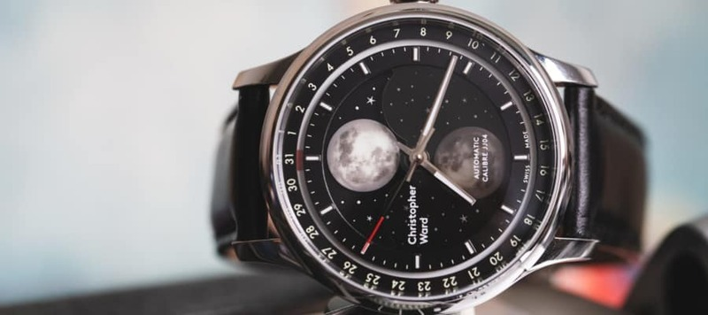 Exclusive First Look: The Christopher Ward C1 Moonglow
