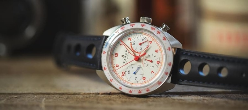 Farer Bernina Hand-Wound Chronograph: An Exclusive First Review