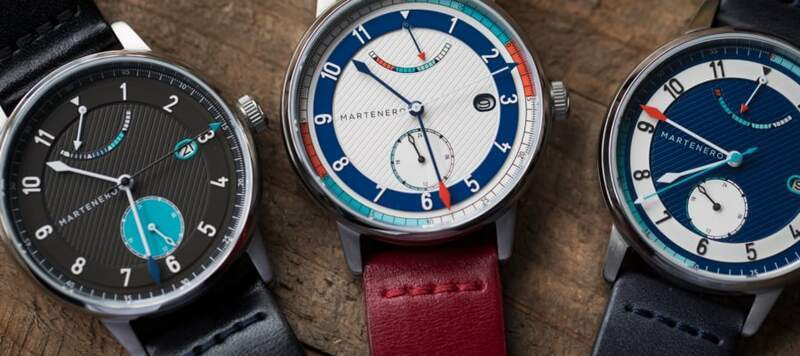First Look: An Explosion of Nautical Color With the Edgemere Reserve from Martenero