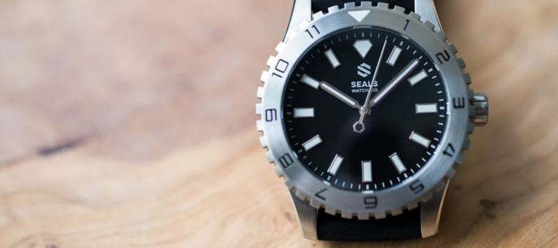 First Look: Dark Seal from Seals Watch Co.