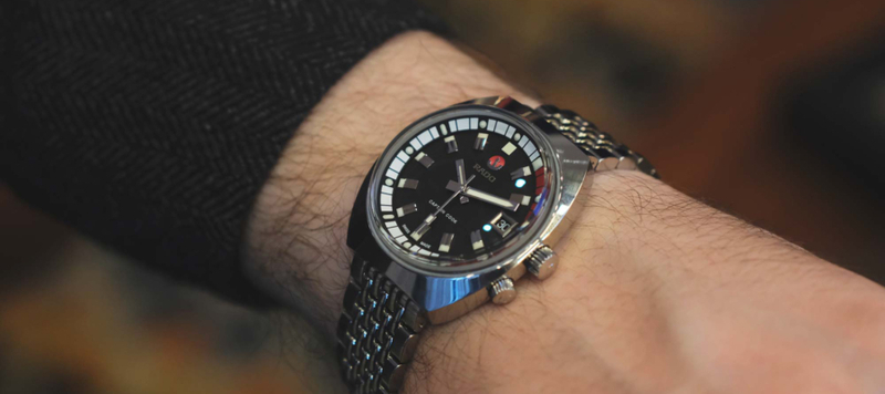First Look: Rado Tradition Captain Cook MKII Automatic Limited Edition