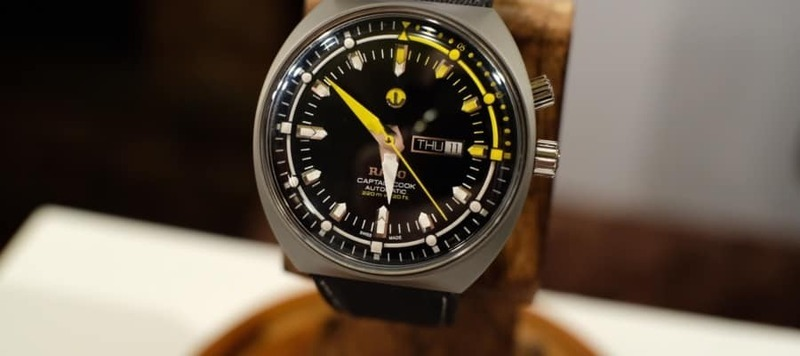 First Look: The Rado Captain Cook MKIII Automatic (To Be Sold Exclusively Through Macy's)