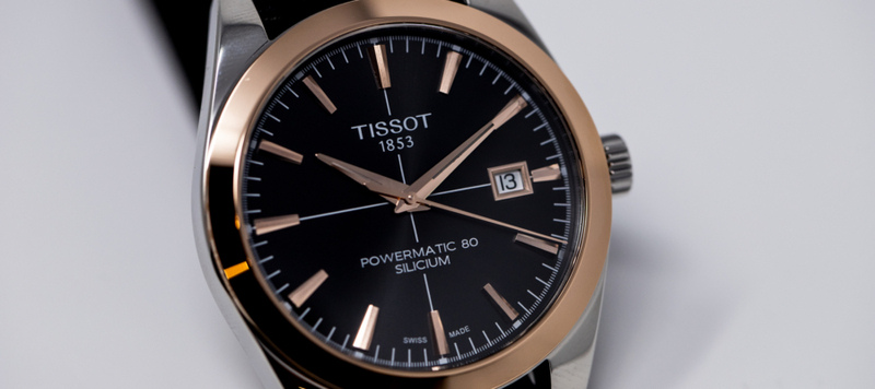 First Look: The Two-Tone Tissot Gentleman Offers an Incredible Value