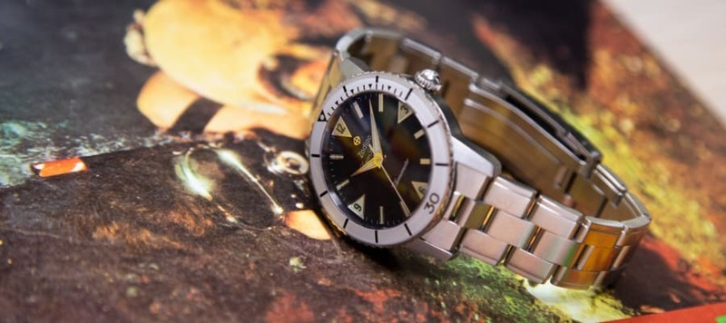 First Look: Zodiac x Topper Fine Jewelers Launch Three Limited-Edition Sea Wolfs