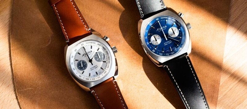 First Look at the Alpina Startimer Pilot Heritage Chronograph