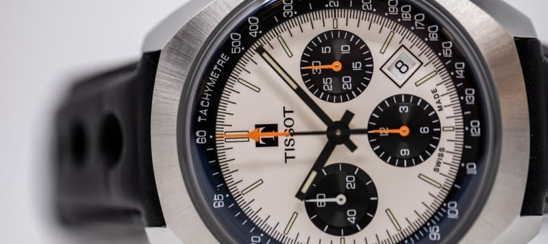 First Look at the New Tissot Heritage 1973 Chronograph