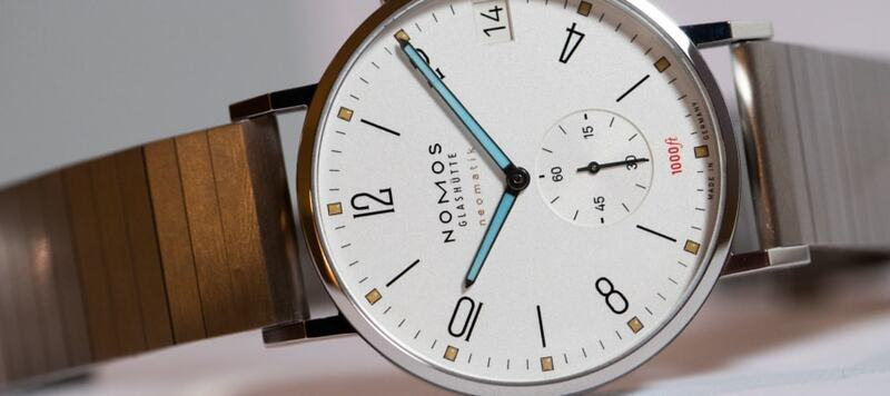 First Look at the Nomos Club and Tangente Sport neomatik 42 Date