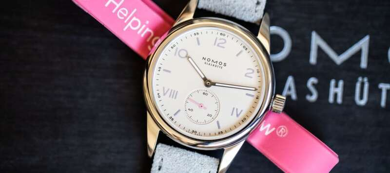First Look at the Nomos x Timeless Club Campus NBCF Editions