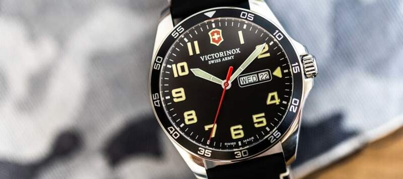 First Look at the Victorinox Field Force