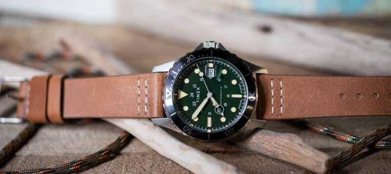 First Look: the Timex Navi XL Automatic