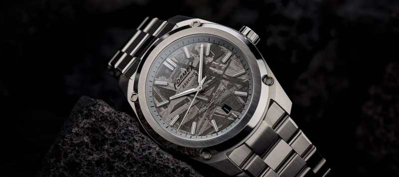 Formex Adds Meteorite to the Essence Sports Watch for a New Limited Edition