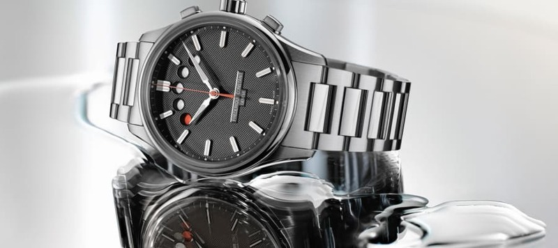 Frederique Constant's New All Stainless Steel Yacht Timer Can Do More Than Time Regattas
