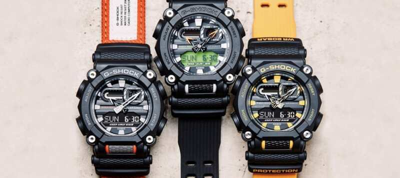 G-Shock Gets Industrial With New GA900 Family