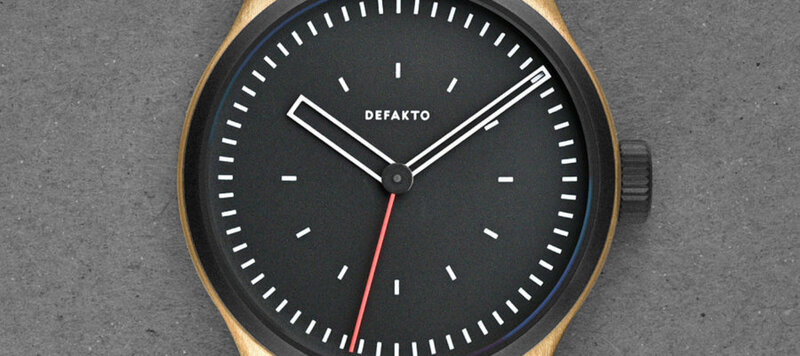 Geometry Takes Center Stage with the Defakto Kinetic 2.0