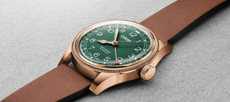 Giveaway: The Oris Big Crown Pointer Date 80th Anniversary Edition