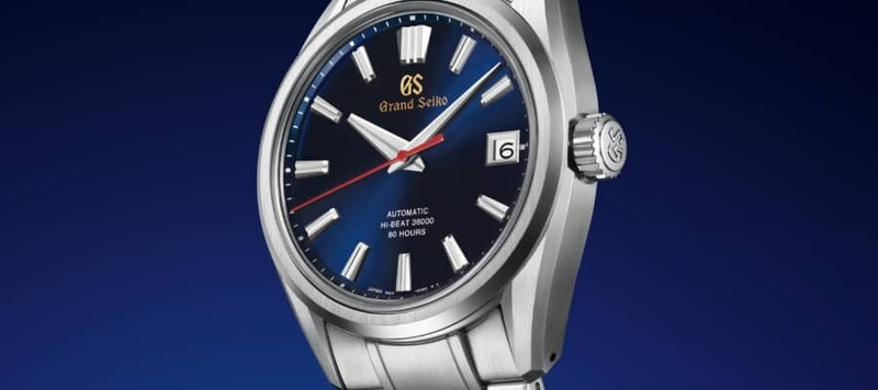 Grand Seiko's Revolutionary 9SA5 Movement Gets the Stainless Steel Treatment with the SLGH003