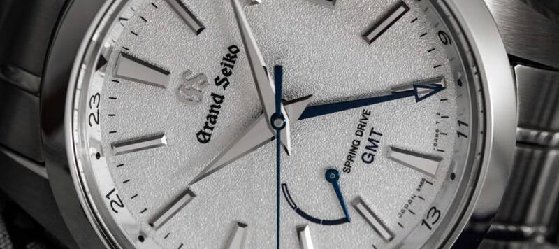 """Hands-On: Grand Seiko Ref. SBGE249 """"Blizzard"""" for Timeless Luxury Watches"""