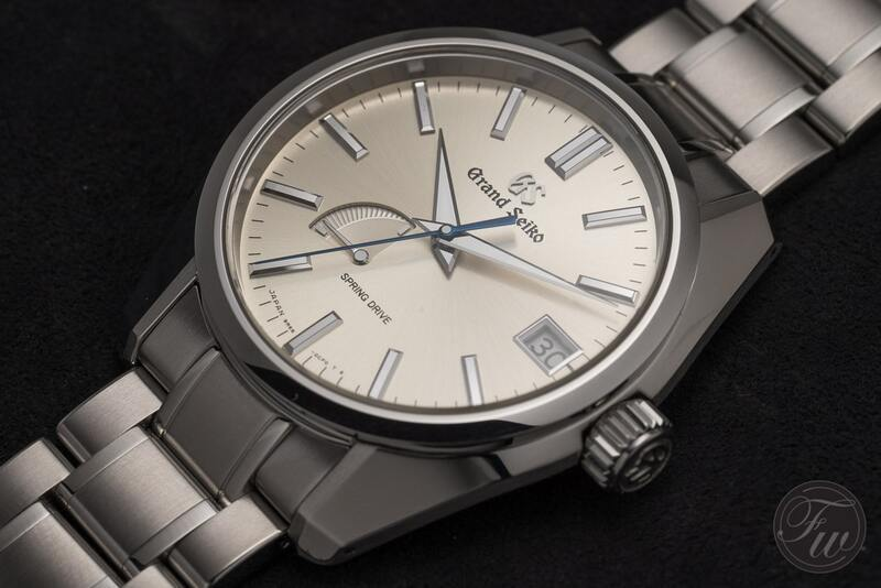 Hands-On Grand Seiko SBGA373G (Spring Drive) Review [VIDEO]