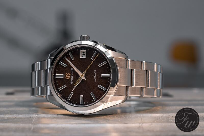Hands-On Grand Seiko SBGR311 Limited Edition Review + Overview of GS Service Costs
