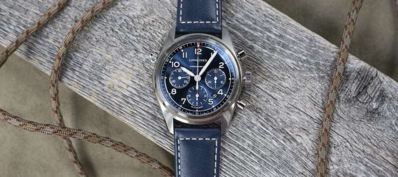 Hands-On With The Longines Spirit Chronograph