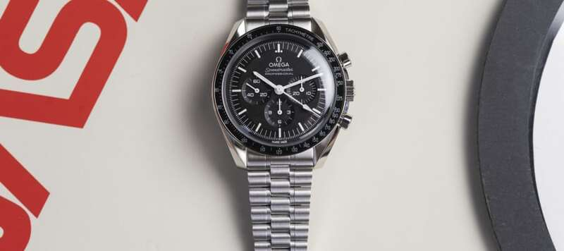 Hands-On With The New Omega Speedmaster Moonwatch Professional