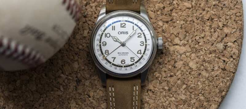 Hands-On With The New Oris Pointer Date Roberto Clemente Limited Edition